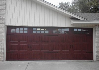 Installed by Cedar Park Overhead Doors 512-335-7441