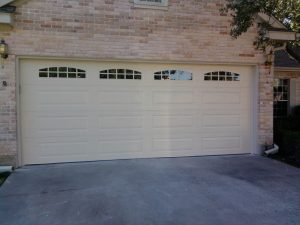 Steel Garage Door 16 x 7