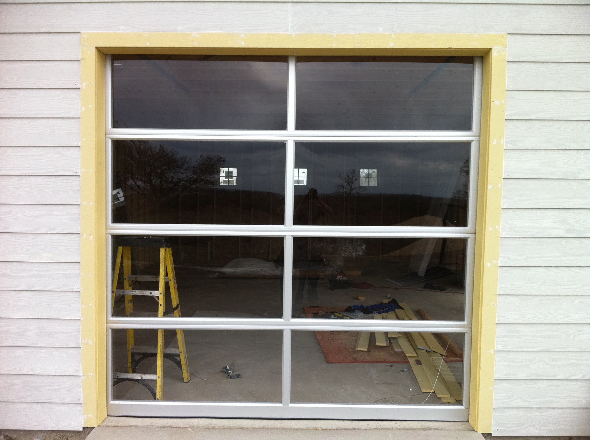 92 glass overhead garage door glass garage doors with for Cedar park overhead garage doors